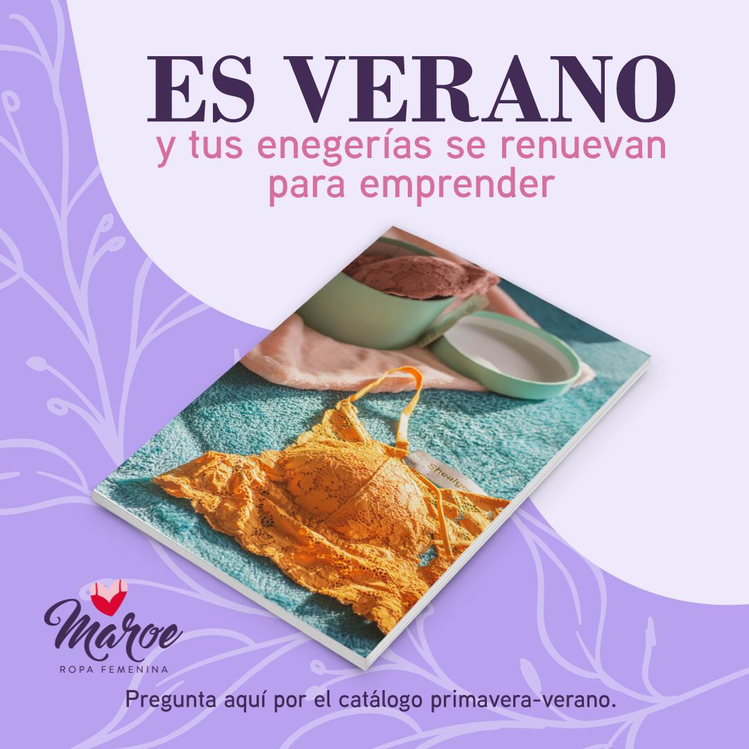 Catálogo Verano - Maroe